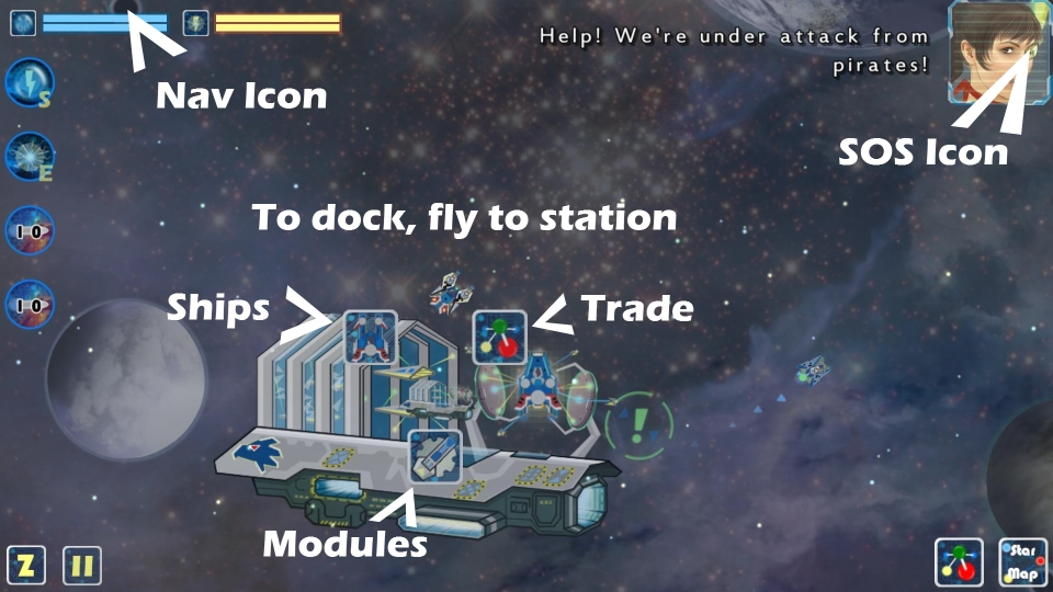 Tutorial Dock
