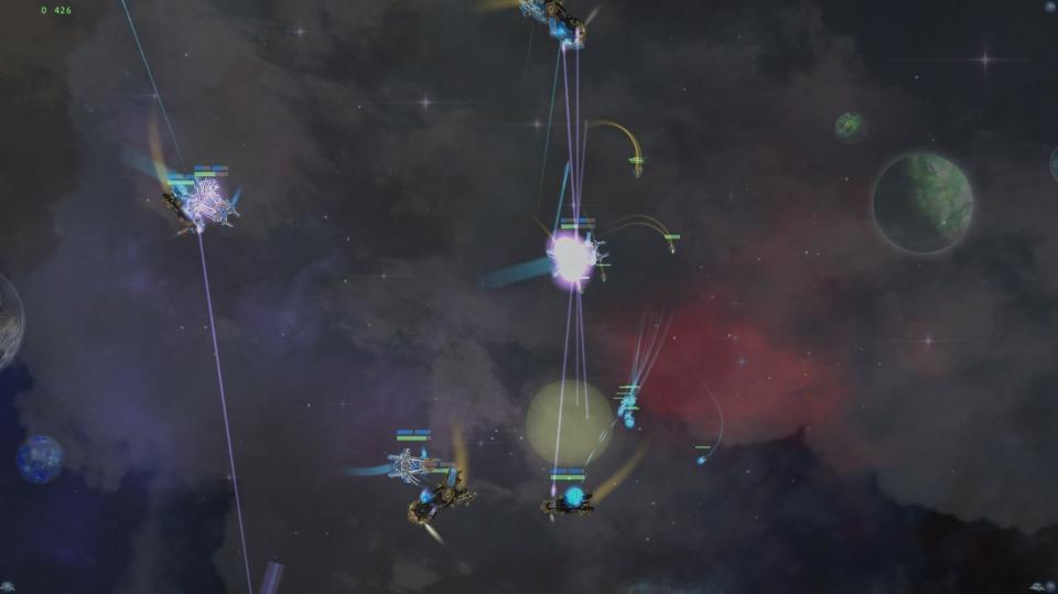 Empire vs Starborn 02