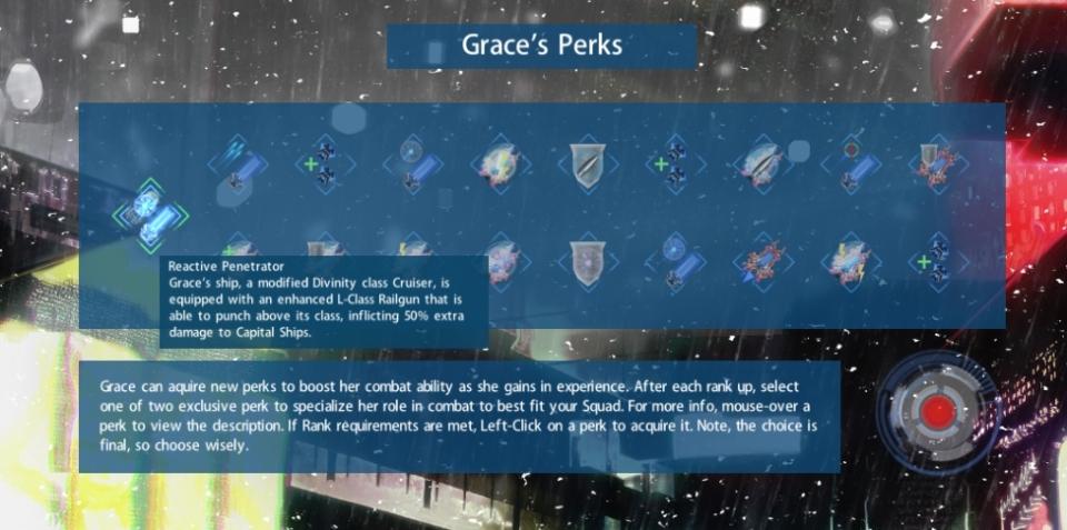 Grace Perks